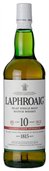 Laphroaig Scotch Single Malt 10 Year Cask...